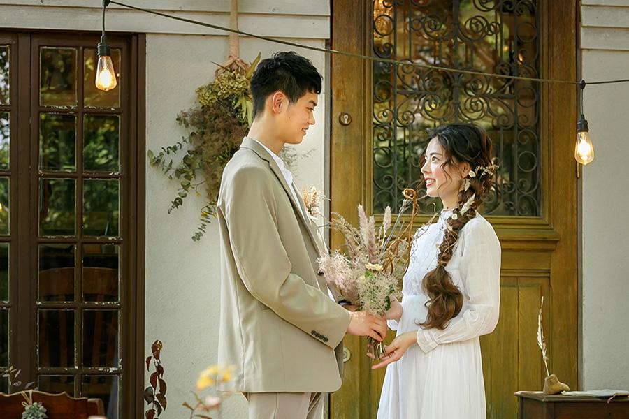 小さなアンティーク結婚式4