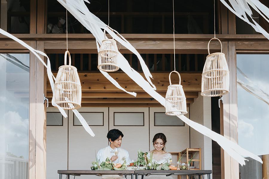 香る結婚式5